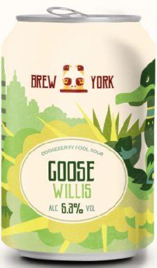 Brew York Goose Willis
