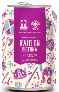 Brew York Raid On Sigtuna
