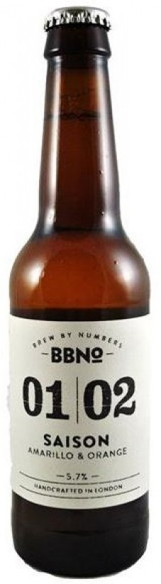 Brew by Numbers 01/02 Saison Amarillo 30l