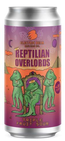 Electric Bear Reptilian Overlords