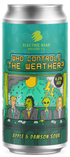 Electric Bear Who Controls The Weather