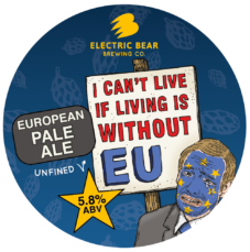 Electric Bear I Can't Live Is Living Is Without EU