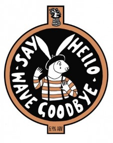 Mad Hatter Say Hello Wave Goodbye 30l