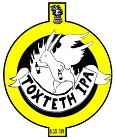 Mad Hatter Toxteth IPA 30l