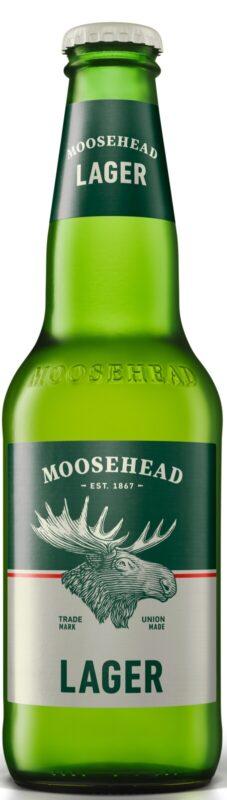 Moosehead Lager 5 %