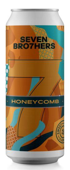 Seven Bro7hers Honeycomb
