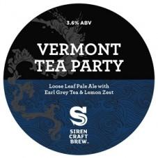 Siren Vermont Tea Party