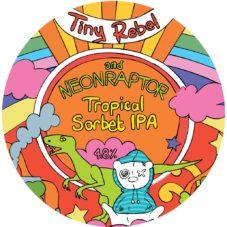 Tiny Rebel/Neon Raptor Tropical Sorbet IPA 30 l