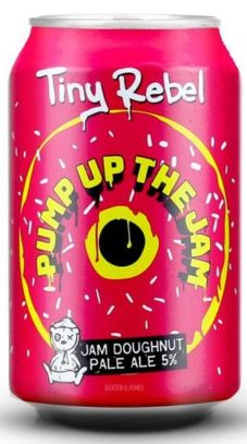 Tiny Rebel Pump Up The Jam 5 %