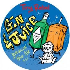 Tiny Rebel Gin & Juice 30l
