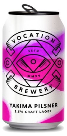 Vocation Yakima Pilsner 5,5 %