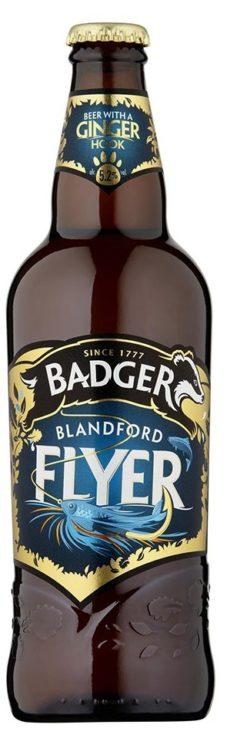 Badger Blandford Flyer Ginger 5,2 %