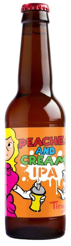 Tiny Rebel Peaches & Cream 5,5 %
