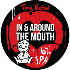 Tiny Rebel In And Around The Mouth 30l